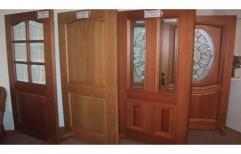 UPVC Wooden Door   by Eco Windows
