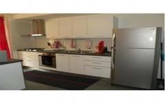 Wooden Modular Kitchen by UP Furnitures & Interiors
