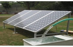 1 HP Solar Water Pumping System by NECA INDIA