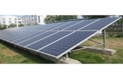 10 KW On Grid Solar Plant   by NECA INDIA