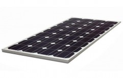 100W Solar Panel    by Direct Watts Set Private Limited