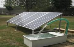 2 HP Solar Pump   by Nirantar