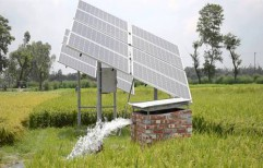 2 HP Solar Water Pump System by Euro Solar System