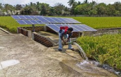 7.5 HP Solar Water Pump System by Euro Solar System