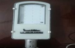 9W LED Solar Street Light by S. S. Solar Energy
