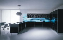 Acrylic Modular Kitchens by Majesta Modulars Private Limited