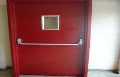 Fire Door by Stamptek CNC Fabrication Private Limited
