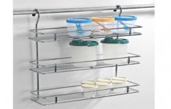 Hanging Multipurpose Rack     by Shri Industries