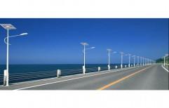 Highway Solar Street Light by Gosolar Power Systems
