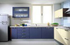 Modular Designer Kitchen     by Avani Interiors, Sofa Factory