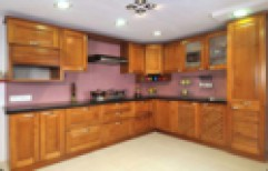 Modular Kitchens by Fine Wood Industries