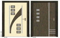 Hinged Plywood Polished Door, For Home