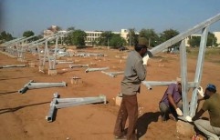 Solar Module Mounting Structure by Amkay Engineering