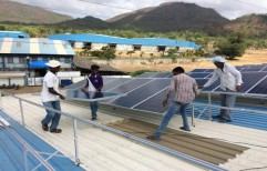 Solar Panel Installation Service by Star Metals