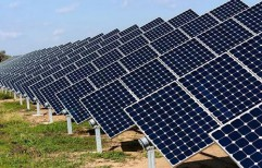 Solar Panels by Pathak Power & Security Systems (P) Ltd.