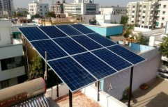 Solar Power System by Green Earth Energy