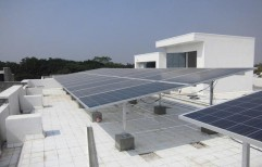 10 KW Solar Power Plant On Grid Systems    by Shivaa Engineering Works