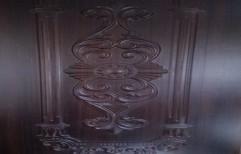 3d Membrane Door by Ajantha Wood Crafts