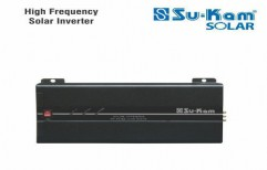 High Frequency Solar Inverter 500VA/24V    by Sukam Power System Limited