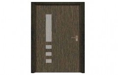 Wood Laminated Decorative Wooden Doors, Size: 8x4 Feet