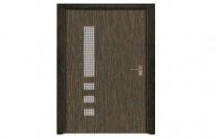 Wood Laminated Decorative Wooden Doors, Size: 8x4 Feet