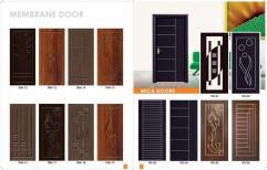 Membrane Doors by Manvi Timber