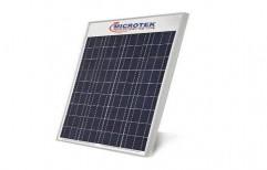Microtek 75W Polycrystalline Solar Panel