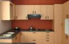 Modular Kitchen 1 by Alpine PVC Panels