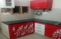 Modular Kitchen by Dreamsmine Designers