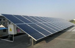 On Grid Rooftop Solar Power Plant   by Euro Solar System
