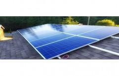Rooftop Solar Panel by Waheguru Solar Systems