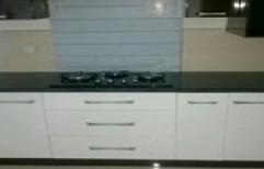 Semi Modular Kitchen by Pacific Interiors