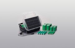 Solar Battery Charger Light by Mavericks Solar Energy Solutions Private Limited
