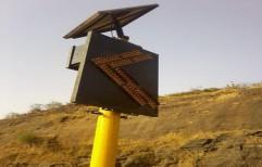 Solar Blinker  by New Era Solar