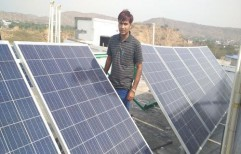 Solar Roof Top System by Redtech Energy Private Limited