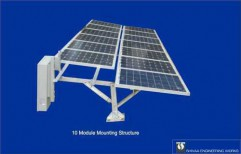 2 Kw Module Mounting Structure  by Shivaa Engineering Works