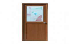 Commercial PVC Doors        by Dhabriya Polywood Limited