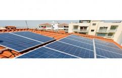 Commercial Solar Power Plant by Gosolar Power Systems