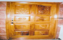 Fancy Entrance Door   by Shubham Furniture & Aluminium