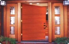 Flush Doors by Jain Wood Industries