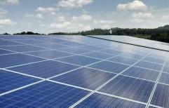 Grid Tied PV Power Plant         by Sunloop Energy