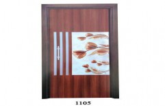 Laminated Doors for Home by Angel Print