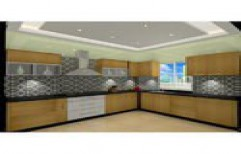 Laminated Modular Kitchen by Sri Shakthi Enterprises