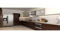 Modular Kitchen by AV Interiors & Decor