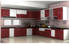 Modular Kitchen by Hemant Interiors (A Unit Of Hemant UPVC Doors & Windows)
