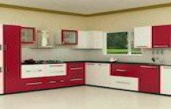 Modular Kitchen by Reliable Steel Works
