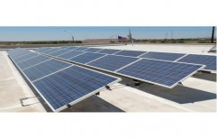 Rooftop Solar Power Panel by Chamunda Teleservices