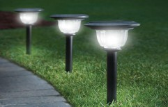 Solar Garden Lights by Sunenergy Systems
