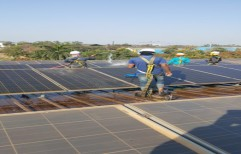 Solar Panel Cleaning Services    by Sunshine Engineering