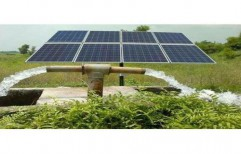 Solar Water Pump by MBK Energy